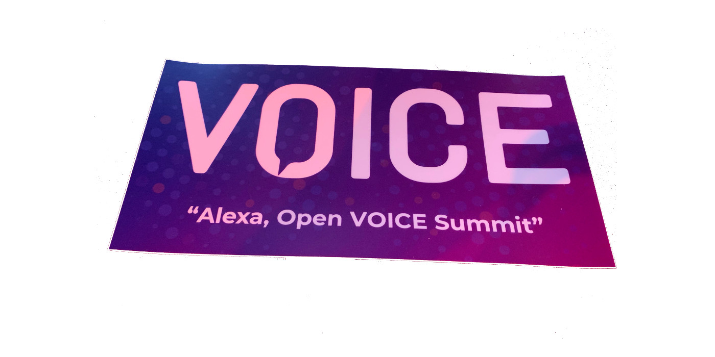 Voice Summit 2019 2