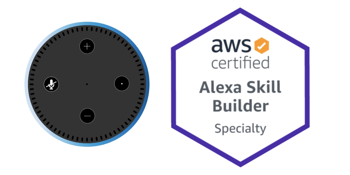 I am a Certified Alexa Skill Builder 3