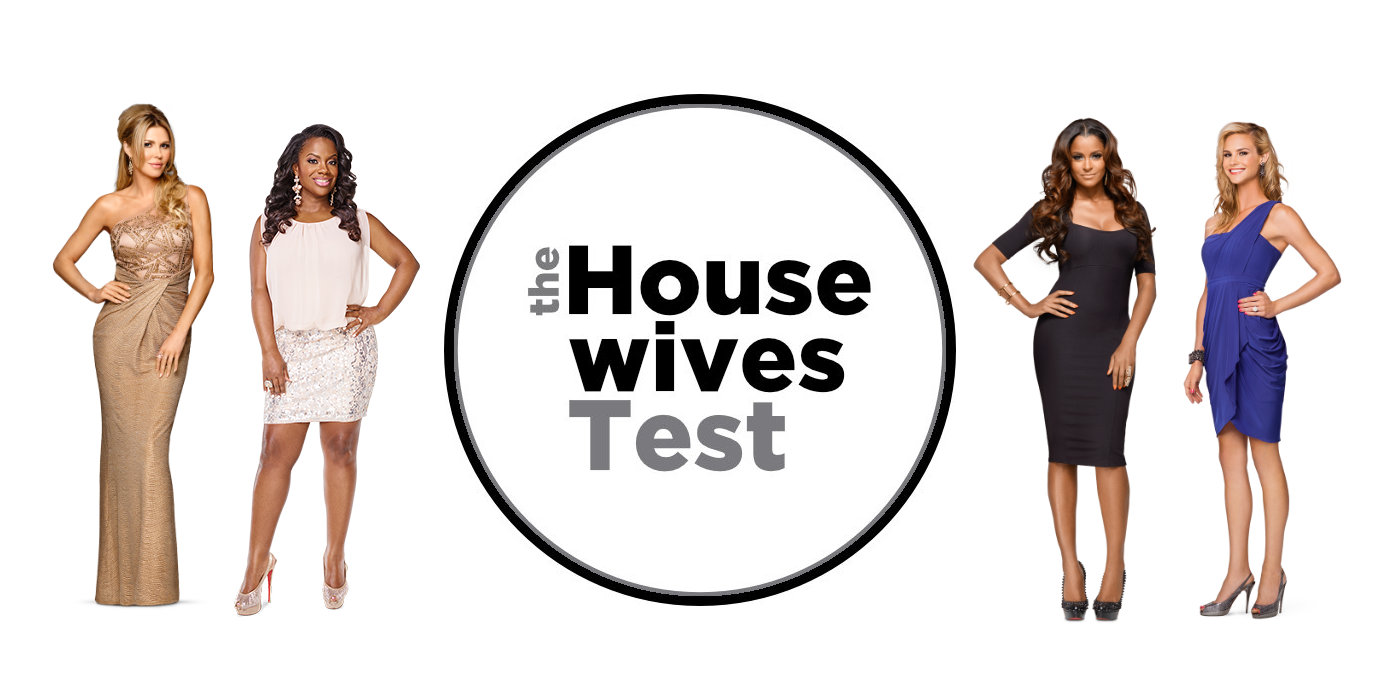 The Housewives Test Skill For Alexa