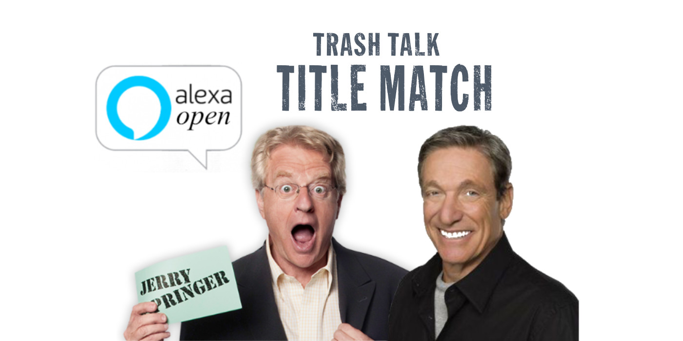 Trash TV Title Match